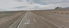 R-25 Entrada Sur Calama  km 96,2