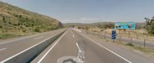 Entrada A Socos  km 371,350