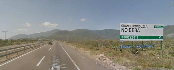 Foto de Entrada Sur Coquimbo  km 444,7
