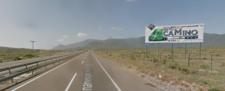 Entrada Sur Coquimbo  km 443,75