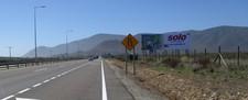 Entrada Sur Coquimbo  km 443,45