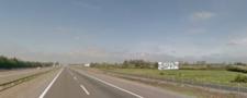 Ruta 5 Sur Km 91,750 hacia el sur