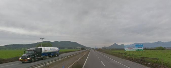 Foto de Ruta 5 Sur Km 127,330 hacia el norte