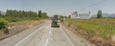 Ruta 90  Santa Cruz km 11,3
