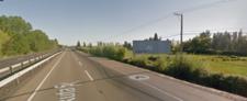 Entrada Norte Linares  km 288,62