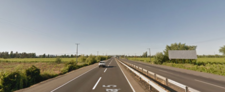 Entrada Sur Talca  km 281,28
