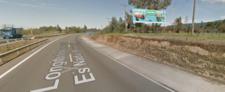 Entrada Norte Talca  km 215,700