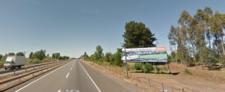 Entrada Norte Los Angeles km 487,150
