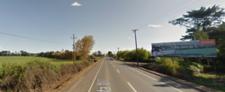 Ruta 180 Entrada a Angol Km 10,19