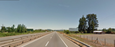 Entrada Norte Temuco Km 640,110