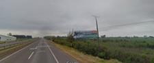 Entrada Sur Victoria Km 640,150