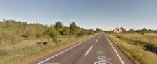 Ruta 199 Entrada Villarica km 15,940