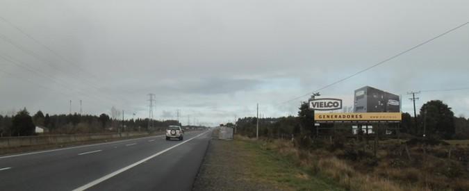 Foto de Entrada Norte Pargua Km 1.055,950