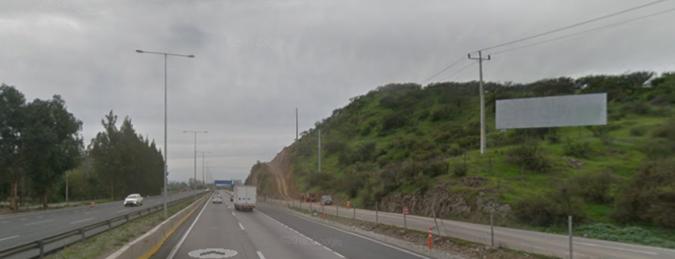 Foto de Entrada Sur Stgo  km 53