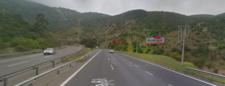 Ruta 68 Valpo - Stgo  km 24,30