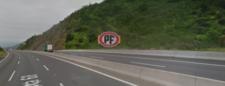 Ruta 68 Stgo - Valpo  km 24,90
