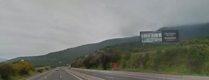 Foto de Ruta 68 Stgo - Valpo  km 26,8