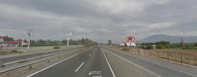 Foto de Ruta 78 km 51,3