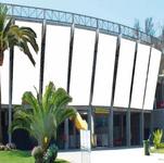 Entrada Principal - Estadio Sausalito