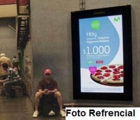Foto de  Paleta Digital - Estación Los Heroes L2 (4)