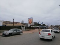 Av. Costanera frente a playa de Pichilemu, direccional a Playa Infiernillo