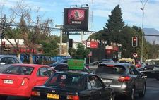 Carretera el cobre esquina Ramon freire