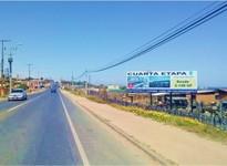 Ruta G986 Km 16, llegada El tabo
