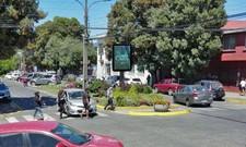 Av. Pedro de Valdivia frente a Eltit y Municipalidad de Villarrica