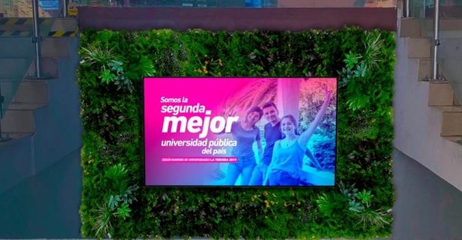 """Foto de Led Digital / Frame 75"""" - Portal Centro"""