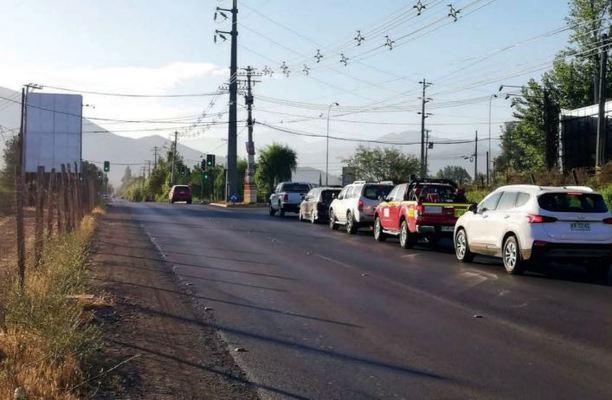 Foto de Carretera el cobre con esquina Escrivá de Balaguer