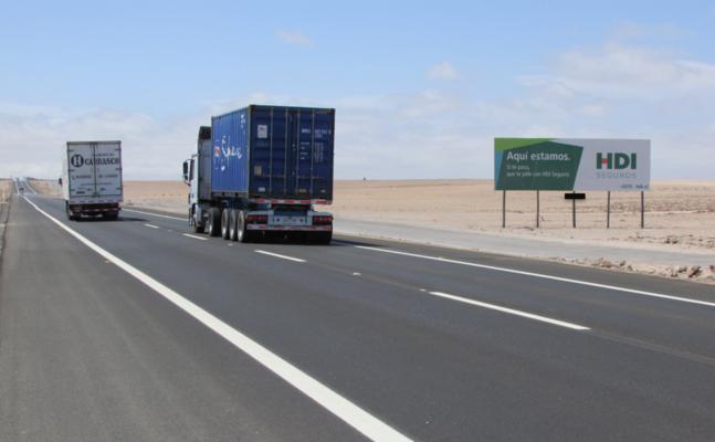 Foto de Ruta 5 Norte  E S Arica km 2045