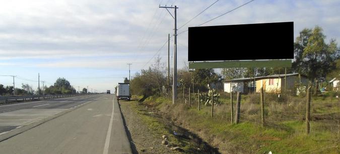 Foto de Unipole - Salida Norte a VII Región / Talca a Curicó
