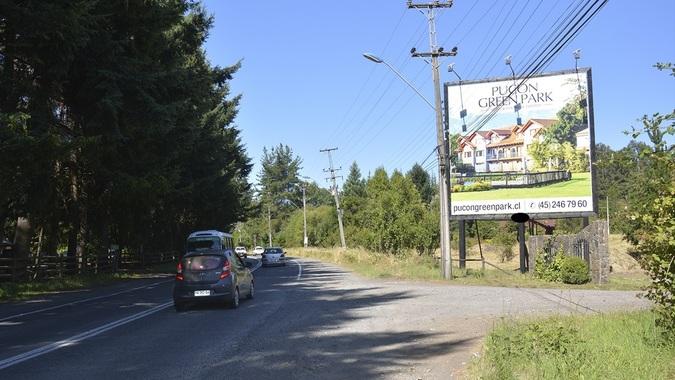 Foto de Ruta Villarrica - Pucón Km 65.150 hacia Pucón