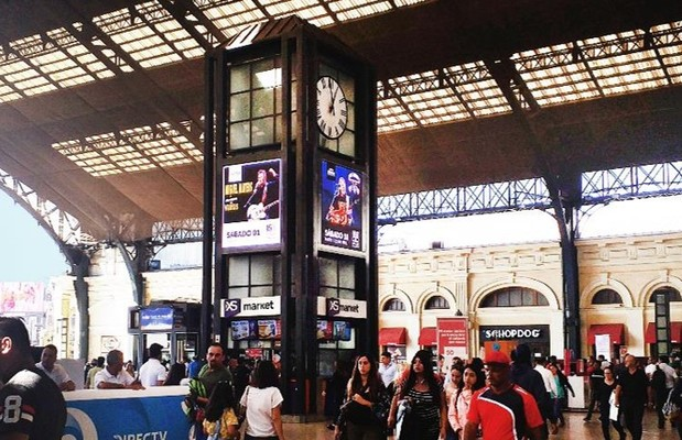 Foto de EFE Estación Central (Alameda 3170)