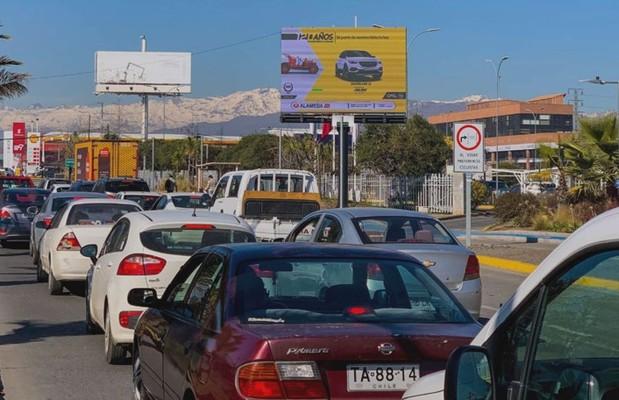 Foto de Carretera del Cobre - costado Hiperlider (P-O)