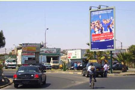 Rotonda Tucapel acceso Conrado Ríos
