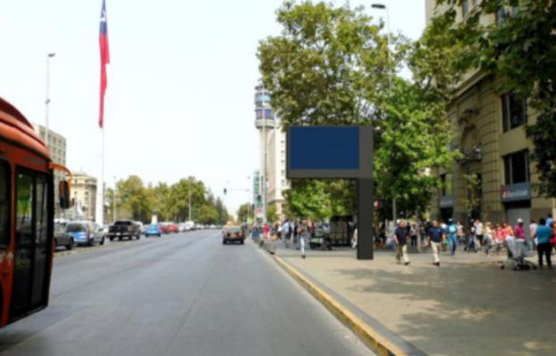 Foto de Alameda / Morandé