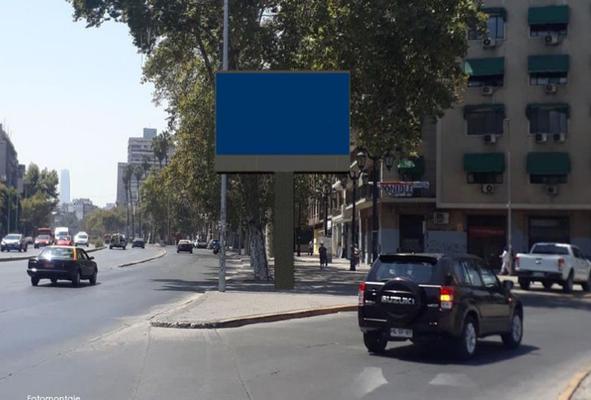 Foto de Alameda / Diagonal Paraguay