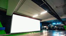 Monumental  - Acceso Interior estacionamiento Centro Parque