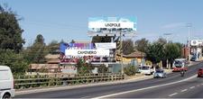 Av. Los carrera- Paso Hondo hacia Quilpué