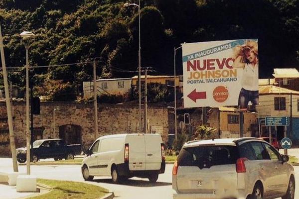 Rotonda El Ancla, Talcahuano