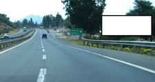 Ruta 5 Sur Km 123.200, Sector Pelequen