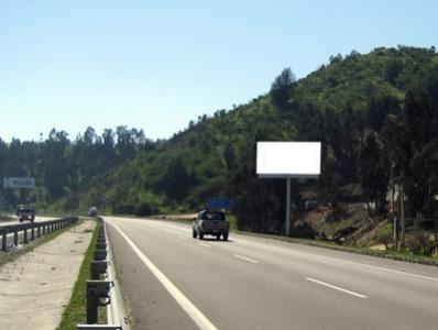 Ruta 68 Camino Valparaiso/Santiago, Sector Casablanca