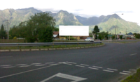 Entrada Pucón desde Villarrica (Derecha)-Pucón