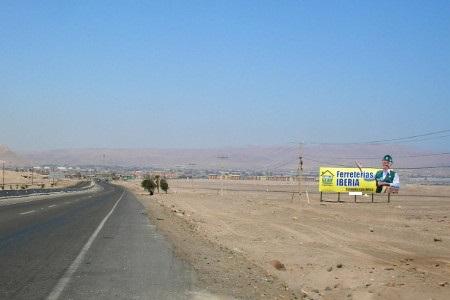Entrada Norte ARICA
