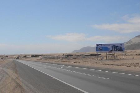 Entrada Norte CHAÑARAL
