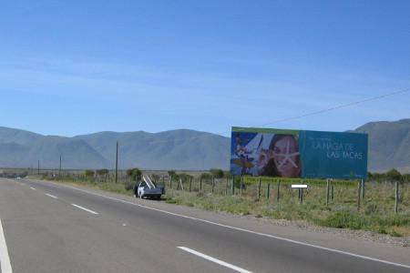 Foto de Salida Norte GUANAQUEROS
