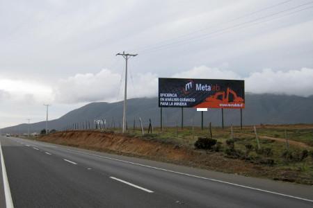 Foto de Salida Norte HUENTELAUQUEN