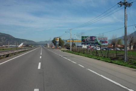 Entrada Sur CR. LLAILLAY