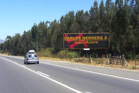Foto de Entrada Norte ALGARROBO
